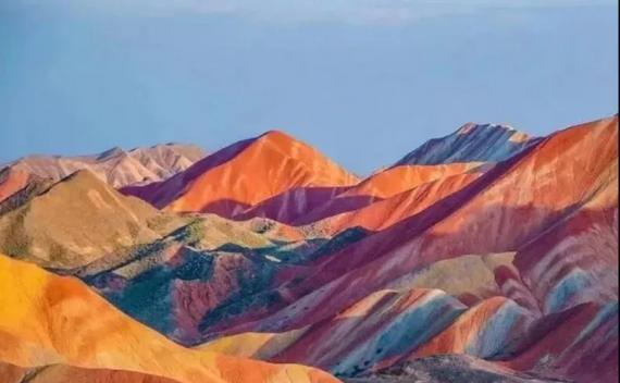实至名归!张掖地质公园成功晋级世界地质公园